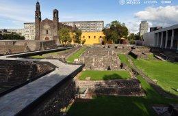 Tlatelolco, donde se unen las tres culturas. Ciudad de M�...