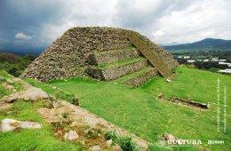 Zona arqueológica de los Alzati. Michoacán