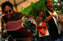 Concierto de música Zydeco