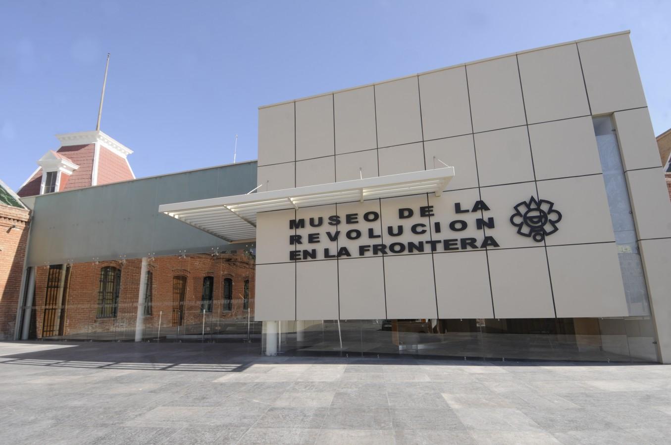 Museo De La Revolucion.Museo De La Revolucion En La Frontera Norte Muref