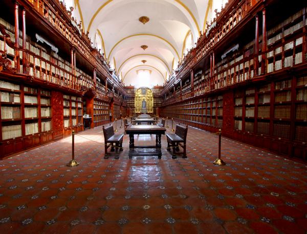 Resultado de imagen para palafoxiana Puebla