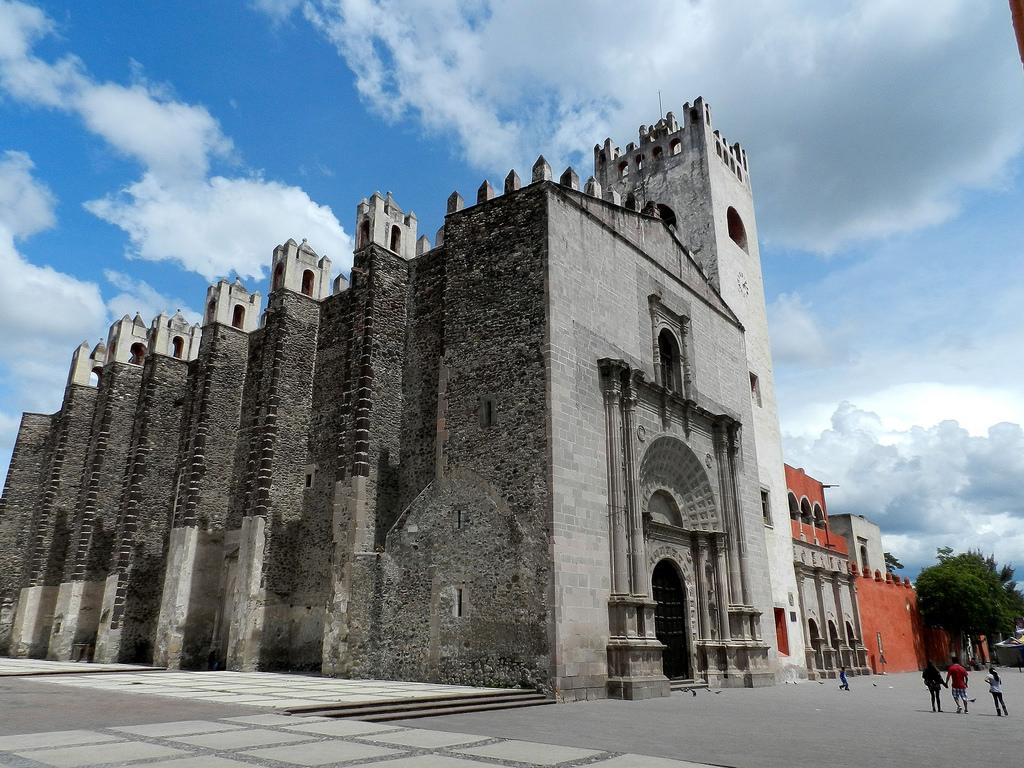 Templo y Ex Convento de San Nicolás Tolentino, Actopan