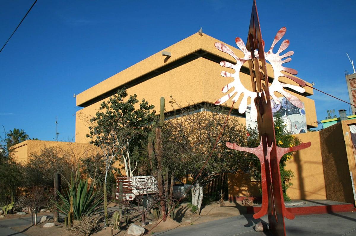 Museo Regional de Antropología e Historia de Baja California Sur