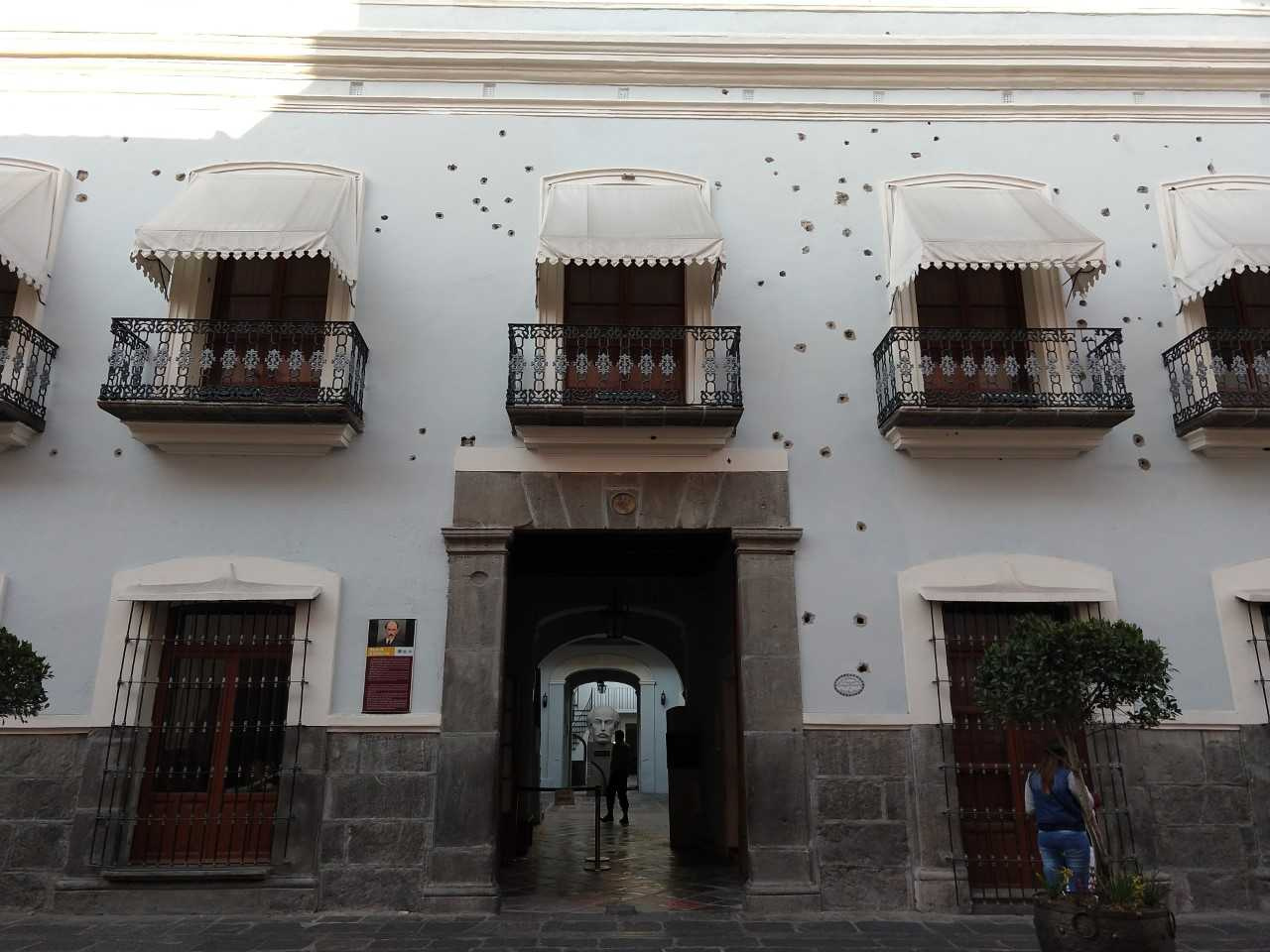 Museo De La Revolucion.Museo Regional De La Revolucion Mexicana Casa De Los Hermanos Serdan